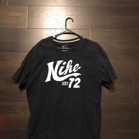 Perforar Con rapidez explorar  Nike Shirts | 72 Tee | Poshmark